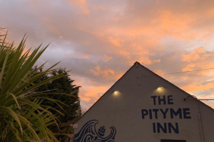 The Pityme Inn, dog friendly pub