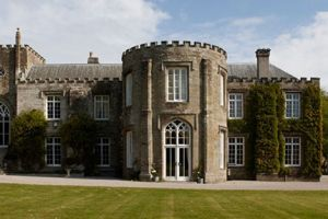Prideaux Place manor house is a major Cornish attraction and within reach of Highcliffe Holidays.